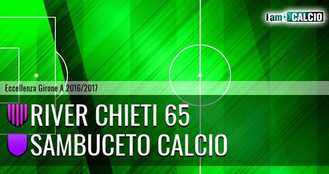 River Chieti 65 - Sambuceto Calcio