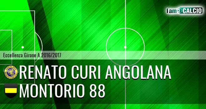 Renato Curi Angolana - Montorio 88