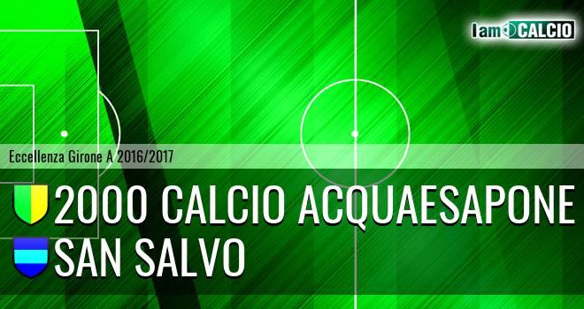 2000 Calcio Montesilvano - San Salvo