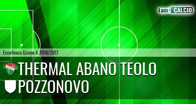 Thermal Abano Teolo - Pozzonovo