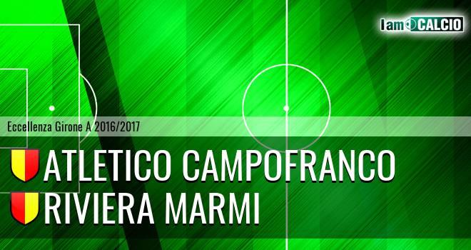 Atletico Campofranco - Riviera Marmi