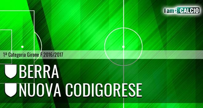 Berra - Nuova Codigorese