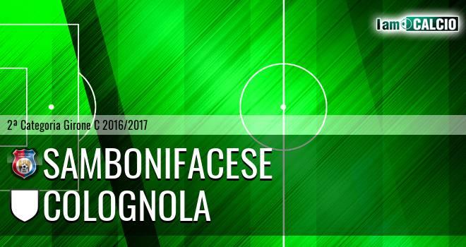 Sambonifacese - Colognola