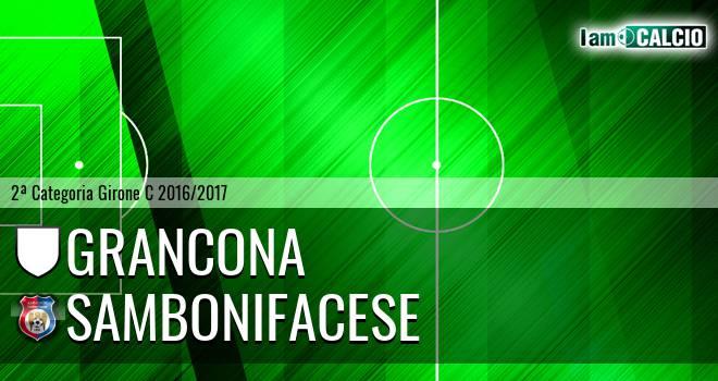 Grancona - Sambonifacese