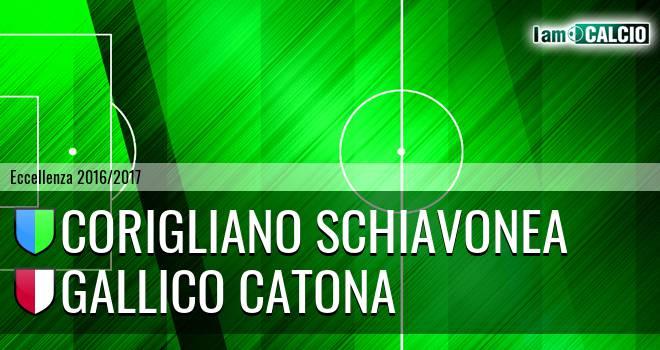 Corigliano - Gallico Catona