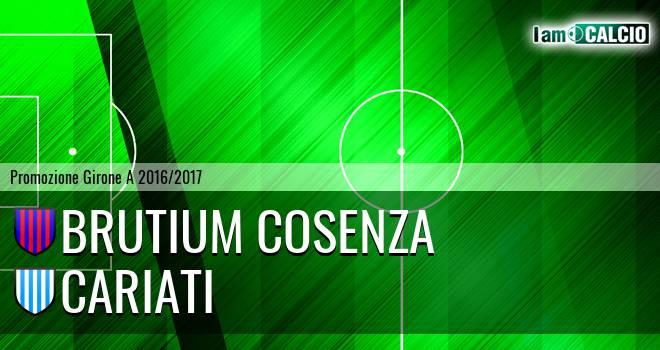 Brutium Cosenza - Cariati