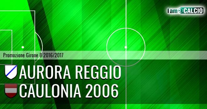 Aurora Reggio - Caulonia 2006