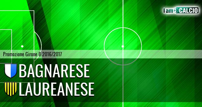 Bagnarese - Laureanese