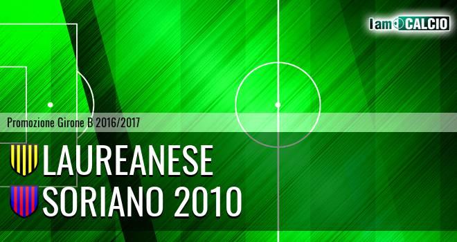 Laureanese - Soriano 2010