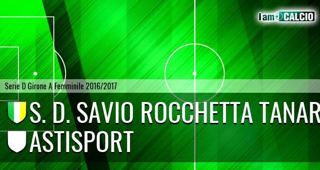 S. D. Savio Rocchetta Tanaro - AstiSport