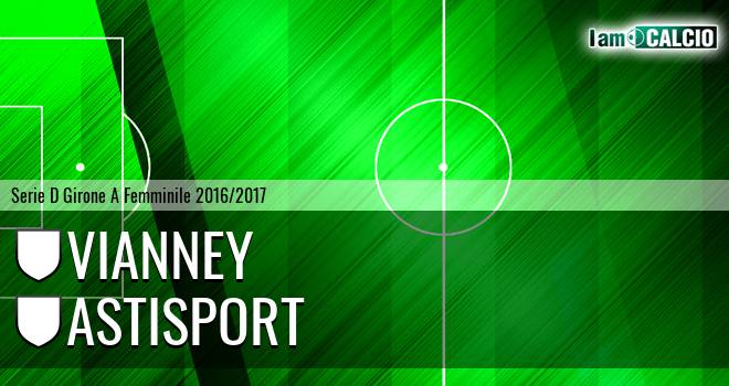Vianney - AstiSport