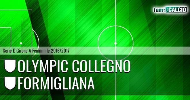 Olympic Collegno - Formigliana