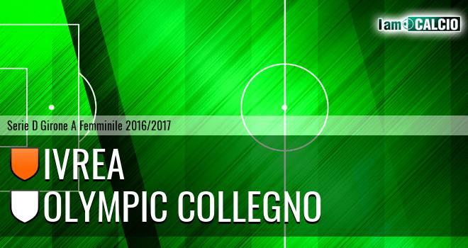 Ivrea - Olympic Collegno