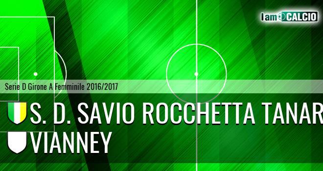 S. D. Savio Rocchetta Tanaro - Vianney