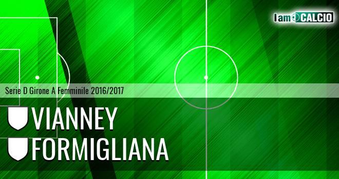 Vianney - Formigliana