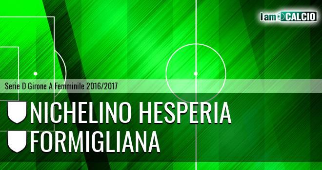 Nichelino Hesperia - Formigliana