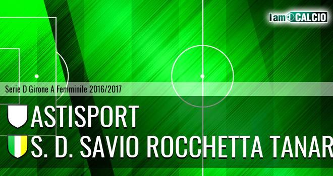 AstiSport - S. D. Savio Rocchetta Tanaro