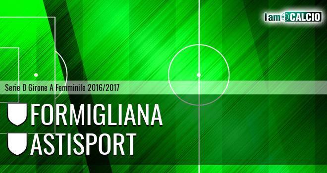 Formigliana - AstiSport