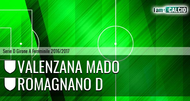 Valenzana Mado - Romagnano D