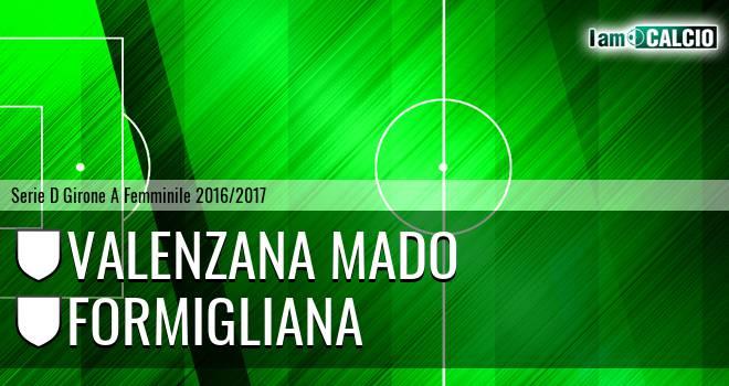 Valenzana Mado - Formigliana
