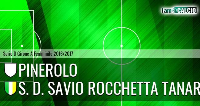 Pinerolo - S. D. Savio Rocchetta Tanaro