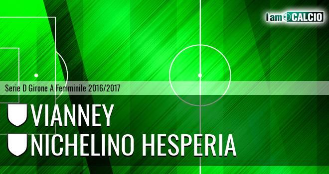 Vianney - Nichelino Hesperia