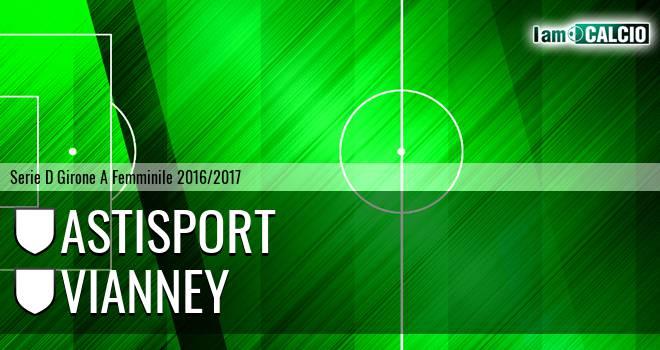 AstiSport - Vianney