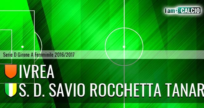 Ivrea - S. D. Savio Rocchetta Tanaro