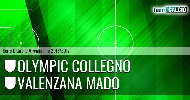 Olympic Collegno - Valenzana Mado