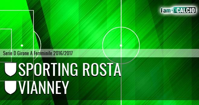 Sporting Rosta - Vianney
