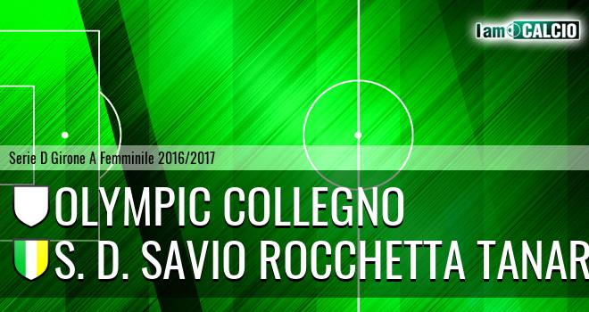 Olympic Collegno - S. D. Savio Rocchetta Tanaro