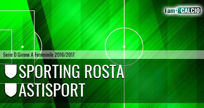 Sporting Rosta - AstiSport