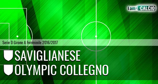 Saviglianese - Olympic Collegno