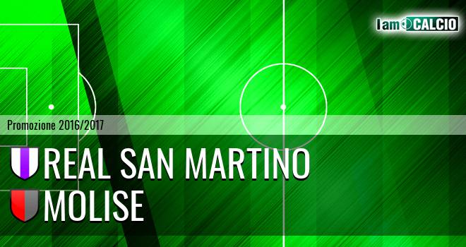 Real San Martino - Rinascita Molise