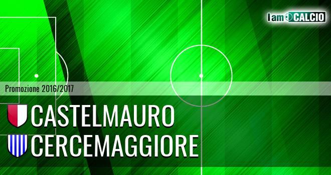 Castelmauro Calcio 1986 - Cercemaggiore