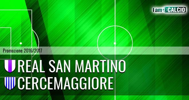 Real San Martino - Cercemaggiore