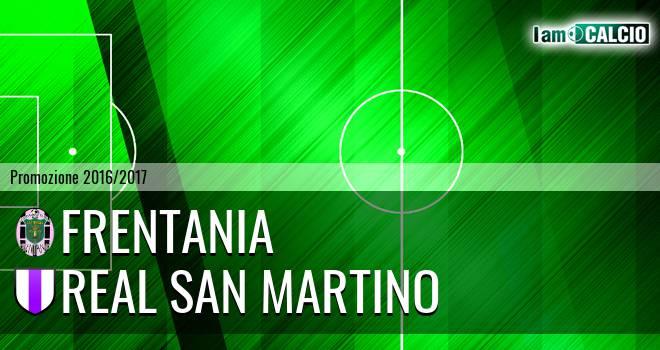 Frentania - Real San Martino