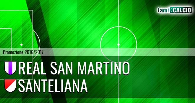 Real San Martino - Santeliana