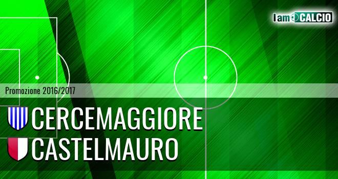 Cercemaggiore - Castelmauro Calcio 1986