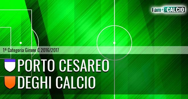 Porto Cesareo - Deghi Calcio