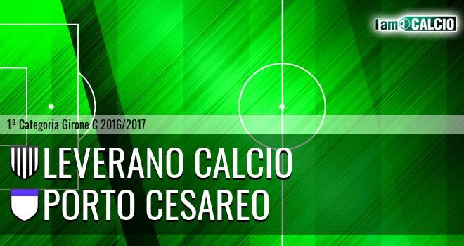 Leverano Calcio - Porto Cesareo