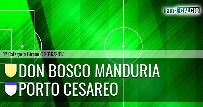 Don Bosco Manduria - Porto Cesareo