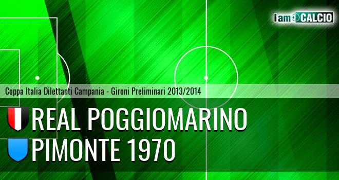 Real Poggiomarino - Pimonte 1970