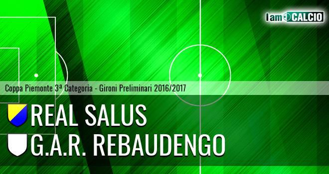 Real Salus - G.A.R. Rebaudengo