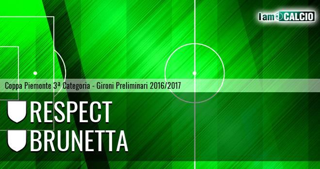 Respect - Brunetta