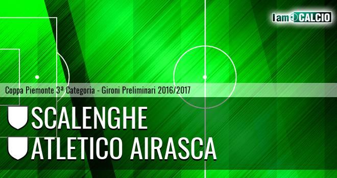 Scalenghe - Atletico Airasca