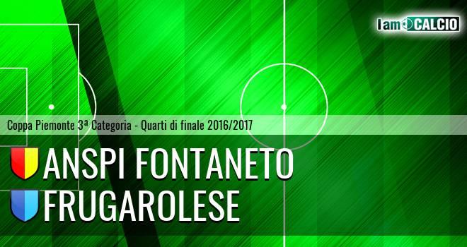 Anspi Fontaneto - Frugarolese