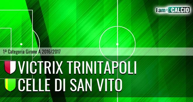 Victrix Trinitapoli - Celle Di San Vito