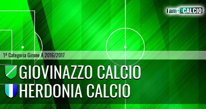 Giovinazzo Calcio - Herdonia Calcio