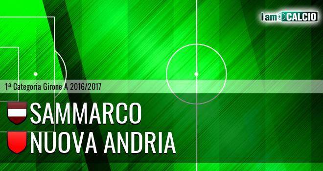 Sammarco - Nuova Andria